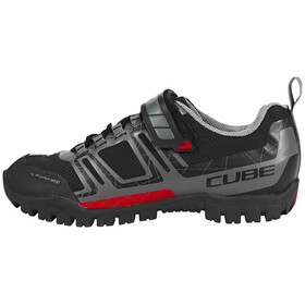 Cube All Mountain Schuhe Unisex Blackline